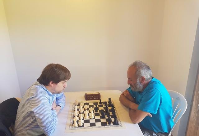 Sergio Guerrero y Pablo Bello